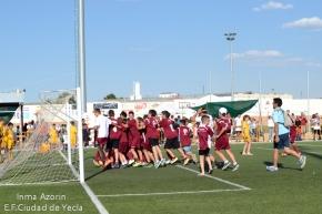 Escuela de Fútbol para niños Escuela de Fútbol Ciudad de Yecla (7)