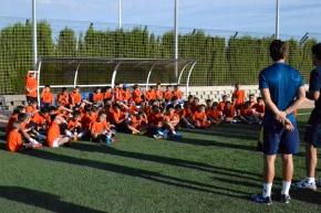 Campus de fútbol en Yecla (1)