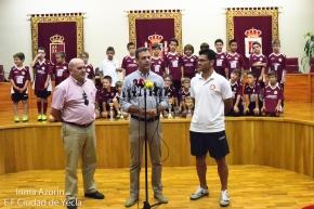 Escuela de fútbol para niños en Yecla (1)
