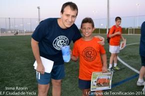 Escuela de Fútbol para niños en Yecla (22)