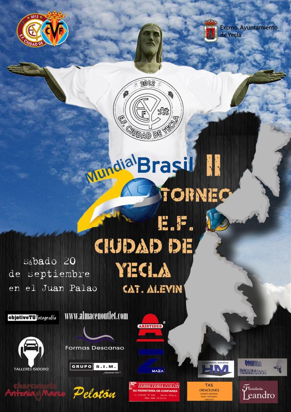 II Torneo E.F. Ciudad de Yecla