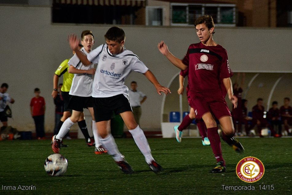 Futbol base en Yecla (9)